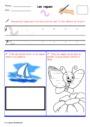 Leçon et exercice : Découvrir l'écrit : MS - Moyenne Section