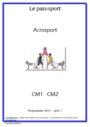 Leçon et exercice : EPS Education Physique et sportive : CM2