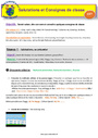 Evaluation Anglais : CE1