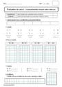 Evaluation Calculs : CE1