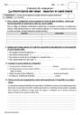 Evaluation Concordance des temps : CM2
