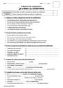 Evaluation Conditionnel : CM2