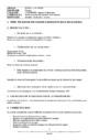 Evaluation Rédaction / Production d'écrit : CM2