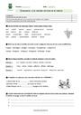 Evaluation Familles de mots : CM1