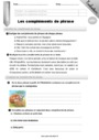 Evaluation Grammaire : CM2