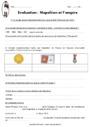 Evaluation Histoire - Nouveau programme : CM1