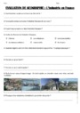 Evaluation L'industrie en France : CM2