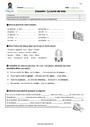 Evaluation Orthographe : CM1