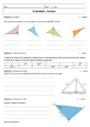 Evaluation Trigonométrie : 4ème