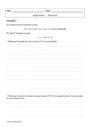 Exercice Application du produit scalaire : Terminale