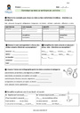 Exercice Autres fiches - Orthographe : CM1