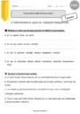 Exercice Rédaction / Production d'écrit : CM1