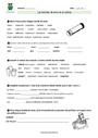 Exercice Familles de mots : CM1