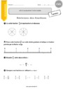 Exercice Fractions : CM1