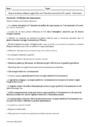 Exercice Impacts des pratiques agricoles sur l'environnement et la santé : Première ES L - 1ère ES L
