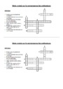 Exercice Informatique : CM1