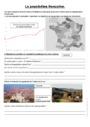 Exercice La population française : CM2