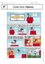 Exercice Lecture compréhension - Anglais : 5ème