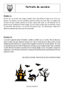 Exercice Lecture compréhension : CM1