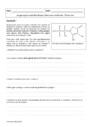 Exercice Les groupes caractéristiques dans une molécule : Seconde - 2nde