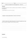 Exercice Mesure du transfert thermique : Terminale