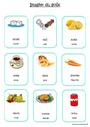 Exercice Semaine du goût : PS - Petite Section