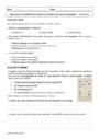 Exercice Séparation et identification d'espèces chimiques par chromatographie : Seconde - 2nde