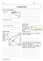 Exercice Trigonométrie : 3ème