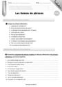 Leçon et exercice : Formes de phrases : CM1