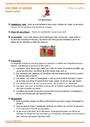 Leçon et exercice : Formes, grandeurs, suites : GS - Grande Section