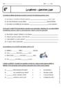 Génitif - Anglais : 6ème - Cycle 3 - Exercices cours évaluation révision - Pass Education