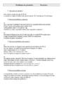 Leçon et exercice : Géométrie : CM1