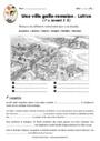 Leçon et exercice : Histoire des arts : CE2