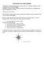 Leçon et exercice : La boussole : CE2