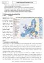 Cours et exercice : La France et l'Union européenne : 3ème