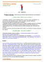 Leçon et exercice : La matière : GS - Grande Section