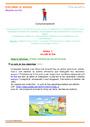 Leçon et exercice : La matière : Maternelle - Cycle 1