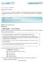 Leçon et exercice : Langue - Anglais : CE2