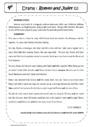 Cours et exercice : Lecture compréhension - Anglais : 4ème