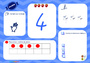 Leçon et exercice : Les nombres : Maternelle - Cycle 1