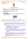 Leçon et exercice : Les objets : GS - Grande Section