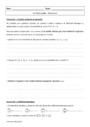 Cours et exercice : Loi binomiale : Première ES L - 1ère ES L