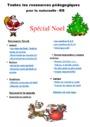 Leçon et exercice : Noël : GS - Grande Section