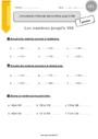 Leçon et exercice : Nombres de 0 à 200 : CE1