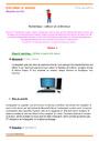 Leçon et exercice : Outils numériques : Maternelle - Cycle 1