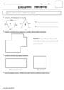 Leçon et exercice : Périmètre : CE2