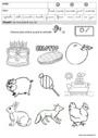 Leçon et exercice : Phonologie : GS - Grande Section