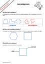 Leçon et exercice : Polygones : CP