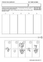 Leçon et exercice : Printemps : Maternelle - Cycle 1