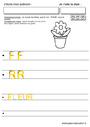 Leçon et exercice : Printemps : MS - Moyenne Section